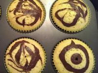 【貝殼新手室】斑馬紋磅蛋糕