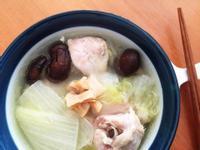 白菜雞湯(電鍋簡易版)@188懶人料理