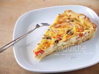 法式鹹派|橄欖油派皮