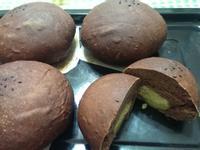 巧克力地瓜麵包