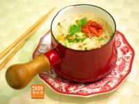 Mimi♥麻油雞湯麵線【一個人食譜】