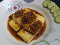 薑汁烤豆腐[烤箱/冬季/省事/懶人]