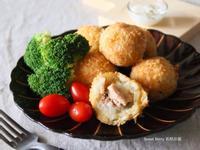 酥脆鮪魚馬鈴薯起士球【高野家3A鮪魚塊】