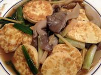 蔥燒玉子豆腐
