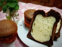巧克力/鮮奶 蛋糕吐司