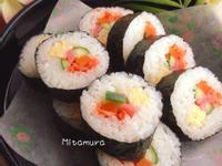 日式海苔壽司卷