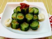 辣味黃瓜~在家做鼎泰豐招牌小菜