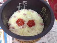 ♥奶油火腿蕃茄飯♥【電鍋出好菜】