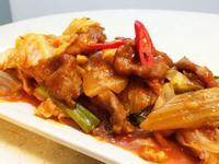 泡菜炒豬肉 @188懶人料理
