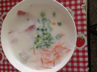 低卡豆漿味噌拉麵