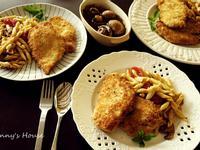完美的米蘭雞排,必學無疑