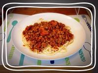 意大利肉醬麵