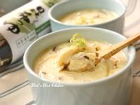 洋蔥鮮菇茶碗蒸[淬釀節氣食譜]