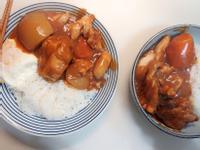 地瓜咖哩雞