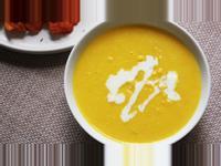 南瓜濃湯 Pumpkin soup