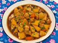 馬鈴薯蓮藕燉肉