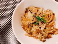 日式茄子丼飯(蛋奶素)