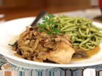 瑪薩拉酒燴雞肉