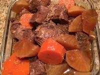 美式紅燒牛肉