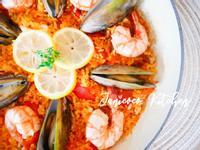 西式主菜🥘經典西班牙海鮮飯