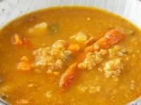 印度黃扁豆咖哩 dhal curry
