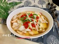 清蒸蟹肉豆腐(電鍋料理)