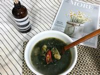 海藻牡蠣湯