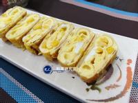 【Lin桑食堂】日式玉米玉子燒