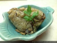 古早味~米豆肉粽