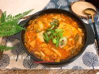 韓式嫩豆腐鍋