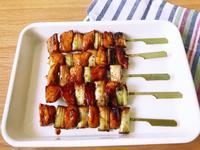 照燒醬嫩烤雞胸肉串(快速/簡易)