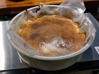 巴斯克乳酪蛋糕(10吋模)