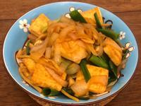 洋蔥🧅燒豆腐