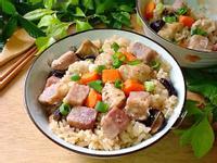 芋香雞肉炊飯(電鍋版)