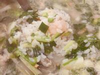營養滿分💯海鮮粥