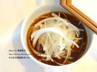 韓國烤肉餐廳洋蔥片沾醬,양파소스