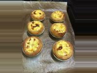 馬來西亞榴槤蛋塔 烤箱 氣炸通用版