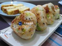 【Lin食堂】日式烤飯糰
