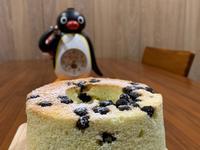 藍莓低脂低糖戚風蛋糕