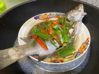 清蒸鱸魚🐟