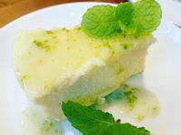 檸檬糖霜戚風蛋糕