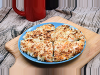 無奶無蛋無麵粉米蔬菜煎餅