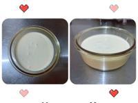 酸奶奶茶凍