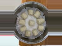 芝麻小麥胚芽饅頭