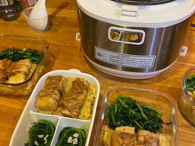 零廚藝也能煮出一桌好菜:飛利浦智慧萬用電子鍋