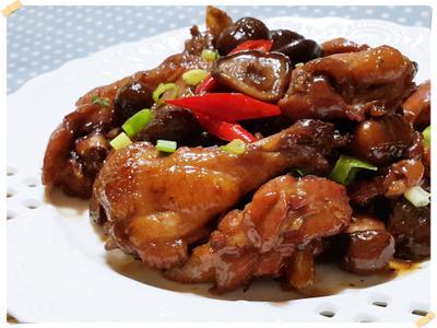 梅仙老師的栗子燒雞