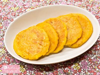 菲姐私房菜-地瓜QQ餅