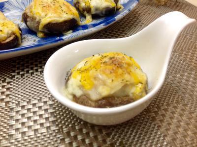 花枝漿焗烤香菇