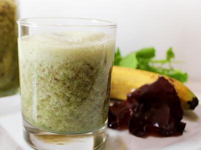 【厚生廚房】木耳香蕉芹菜汁