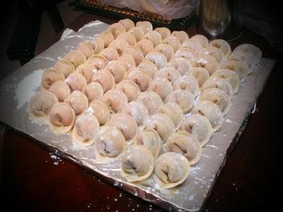 高麗菜豬肉水餃(簡單包法/餡料不出水)
